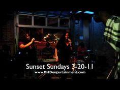 "Ph.D. Entertainment's Sunset Sundays Feat: Simply Toye ""Weak"" SWV Cover"