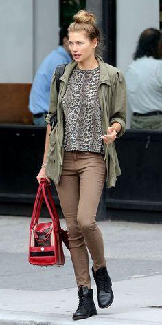 Jessica Hart      #fashion #styles
