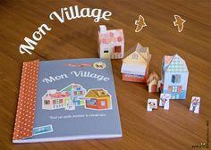 Mon village de Delphine Doreau Escabelle