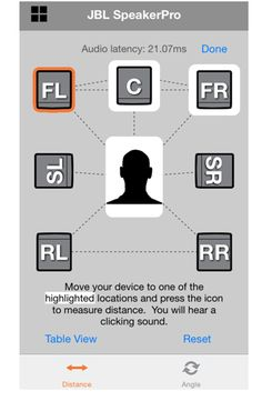 JBL SpeakerAngle, which is free, is a digital tool which allows users to correctly set and match the toe-in angling of their speakers for maximum audio fidelity. JBL SpeakerPro, priced at just $ 1.99, adds the ability to optimize setup by measuring distances from speaker to listening position and speaker to speaker directly from the iOS device...read ...more on www.hifipig.com #DigThePig #Highend #hifi #audio #hifinews #hifireviews #app #geek