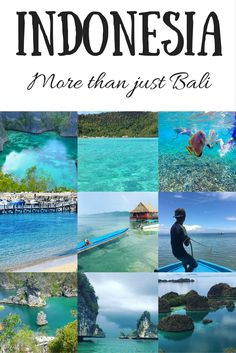 Indonesia - More than just Bali