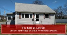 Another Home Under Contract in Lowell!  We have a HUGE demand of buyers in the Merrimack Valley ready right now!  If you want to upgrade to a New Home, now is the time!