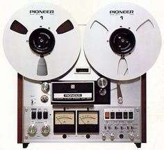 Pioneer RT-1020 / RT-1020H (1972)