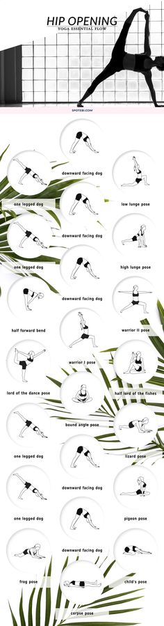 Hip Opening Yoga Workout | Posted By: NewHowtoLoseBellyFat.com