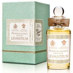 Lavish mounds of rum and spices, flowers, woods and resins all found their way to London, stacked high in the warehouses and around the wharves. Levantium opens with a shot of rum-like davana and absinthe, and the glittering warmth of saffron.