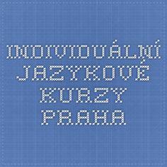 Individuální jazykové kurzy Praha