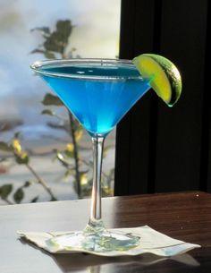 Spring Flight Martini