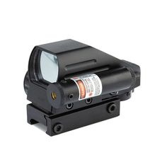 Hun Scope Red Green Dot Laser Sight Red Dot Scope Tactical Optics Holographic Sight