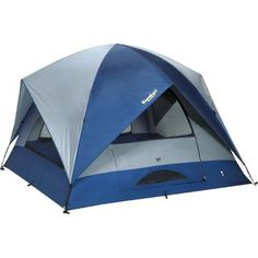 Check out Cabela's online store for everything outdoorsy.  Love this 5 person tent!  Eureka!® Sunrise 11 Tent at Cabela's