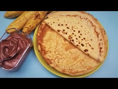 Clatite - toate secretele explicate de-a fir a par - YouTube Romanian Food, Waffles, Cooking, Breakfast, Ethnic Recipes, Puddings, Youtube, Kids, Banana