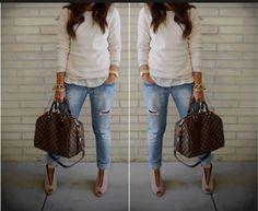 1b5375a0402 Outfit Louis Vuitton Speedy 35