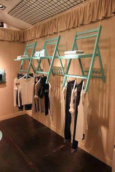 68 model design decor for boutique 32 Boutique Interior, Boutique Decor, Boutique Ideas, Clothing Displays, Retail Store Design, Shop Interiors, Shabby Chic Style, Decoration, Home Decor