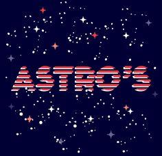 Astro's Logo - Nathan Nankervis