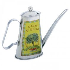 Pour easy with the Retro Style Oil Can, available at the Food Network Store.