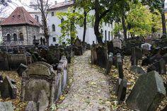 Alter Jüdischer Friedhof, Prag (Old Jewish Cemetery, Prague)