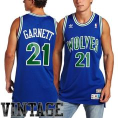adidas Kevin Garnett Minnesota Timberwolves Youth Hardwood Classics Replica  Jersey - Royal Blue ad9566d27