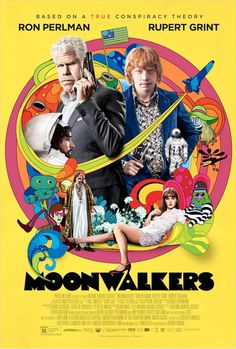 Return to the main poster page for Moonwalkers