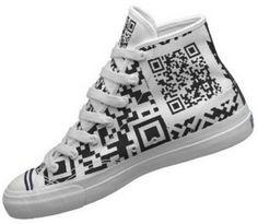 Shoes QR!