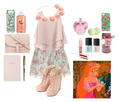 """""""Giselle"""" by glitter-and-mermaids ❤ liked on Polyvore"""