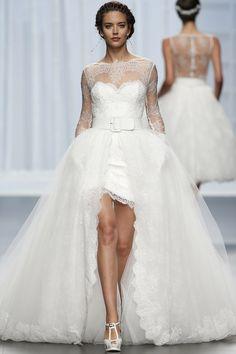 Brautkleider-Trends 2016 - miss solution Hochzeitsblog - im Trend 2016 ...