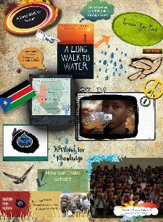 See the Glog! a long walk to water: text, images, music, video 7th Grade Ela, 6th Grade Reading, Sixth Grade, Teaching Schools, Teaching Language Arts, Teaching Literature, Teaching Reading, Long Walk To Water, Interactive Read Aloud