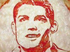 Picë me fytyrën e Cristiano Ronaldos Cristiano Ronaldo tashmë ka edhe picën e tij falë shefit Domenico Crolla, i cili ka hapur një restorant italian në Gllasgou të Skocisë.
