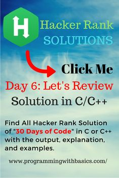 13 Best HackerRank Solutions images | Programming languages