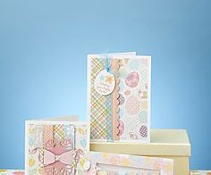 Free Easter printable papers from Papercraft Inspirations 150