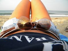 warm picture of sunglasses #sunglasses #style #fashion