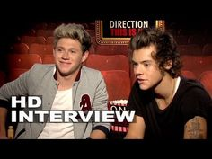 One Direction: This is Us: Niall Horan & Harry Styles Junket Interview