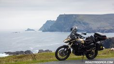 Wild Atlantic Way - Donegal - Horn Head to Glenveagh National Park - RT's Best Motorcycle Rides West Coast Of Ireland, Donegal, Horns, Motorcycle Rides, National Parks, Bike, Adventure, Travel, Youtube
