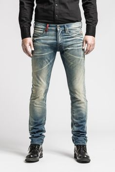 JETO 118 434 Slim Fit - Replay