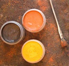 DIY Rust Pastes - Make it Yourself! - The Graphics Fairy