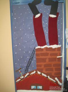 Χριστουγεννιάτικα παιχνίδια με γονείς Christmas Stockings, Christmas Crafts, Holiday Decor, Home Decor, Needlepoint Christmas Stockings, Decoration Home, Room Decor, Christmas Leggings, Home Interior Design