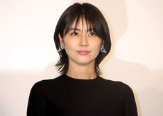 Shaggy Hair, Dress Hairstyles, Asian Celebrities, Short Hair Styles, Diana, Actresses, Makeup, Face, Pretty