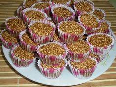 Gâteau marocain à la cacahuète - YouTube No Bake Cookies, Mini Cupcakes, Eid, Biscuits, Muffin, Baking, Breakfast, Sweet, Grands Parents