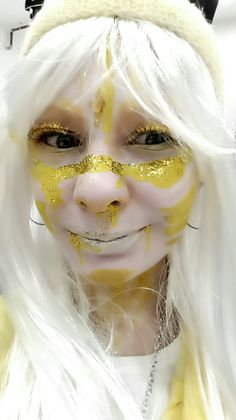 MakeUp: This is Yellow, This is Life   Optimism assignment