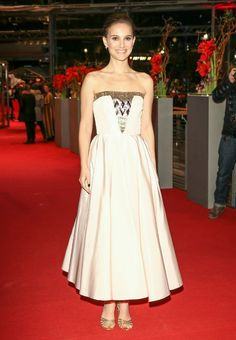 Natalie Portman at the Berlin Film Festival