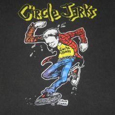 Another iconic 80's hardcore shirt