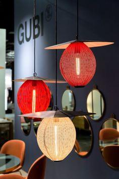 maison et objet 2016, maison objet highlights, colour trends 2016 furniture, gubi maison objet