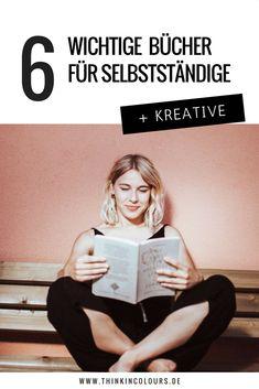 Erfolg beginnt im Kopf: 6 Bücher für Selbstständige und Kreative  #buecher
