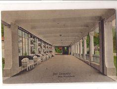 Wandelhalle 1918