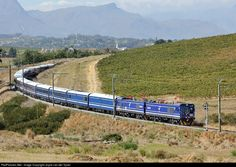 Net Photo: 20031 Transnet Freight Rail Electric at Western Cape, South Africa by Joyce van der Vyver South African Railways, Railroad Photography, Electric Locomotive, Train Journey, Interior And Exterior, Artworks, Cape, Destinations, Photos