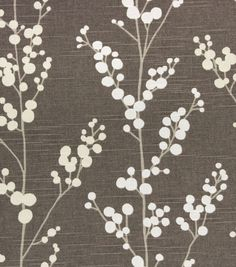 Richloom Studio Upholstery Fabric-Exchange/Graphite