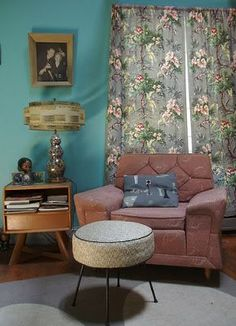 Decorate Home 1950 | ... 1950s modern. They did a wonderful job keeping everything authentic