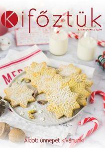 Diós-mandulás keksz recept - Kifőztük, online gasztromagazin Christmas Cookies, Cereal, December, Cheese, Breakfast, Food, Xmas Cookies, Morning Coffee, Christmas Crack