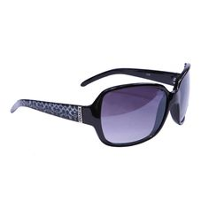 #FashionTime #NYFW Coach Megan Black Sunglasses BUU Is Everyone's Desire, And You Can Take One.