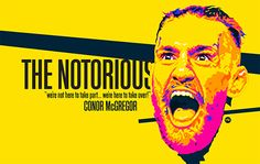The Notorious Conor McGregor on Behance
