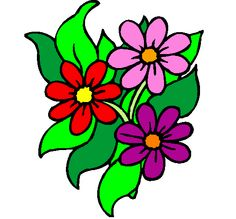 flor desenho colorido - Pesquisa Google