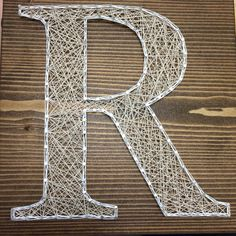 Image result for initial string art